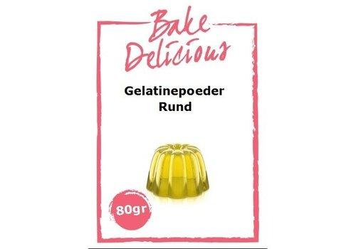 gelatinepoeder 80 gram