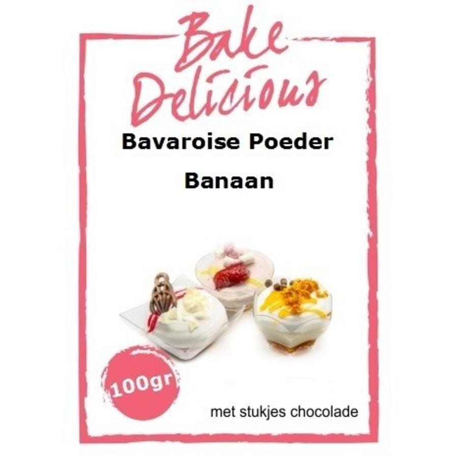 bake delicious bavarois banaan-1