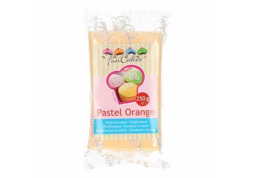 Rolfondant -Pastel Orange- 250g