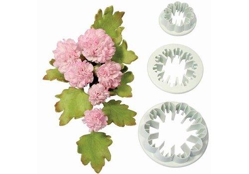 Carnation Cutter set/3