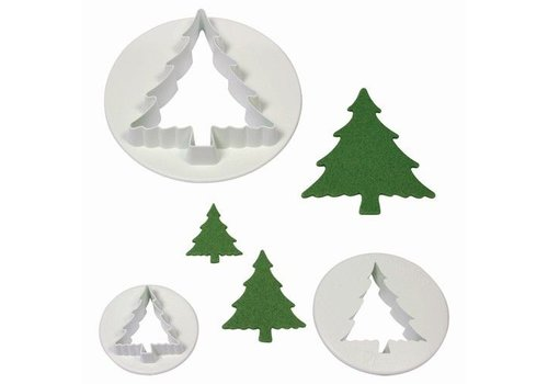 Christmas Tree Cutter set/3
