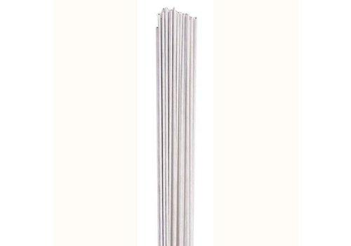 Floral Wire White set/20 -18 gauge-