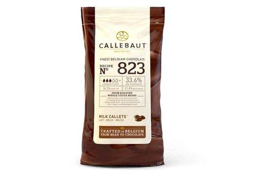 Chocolade Callets -Melk- 1 kg