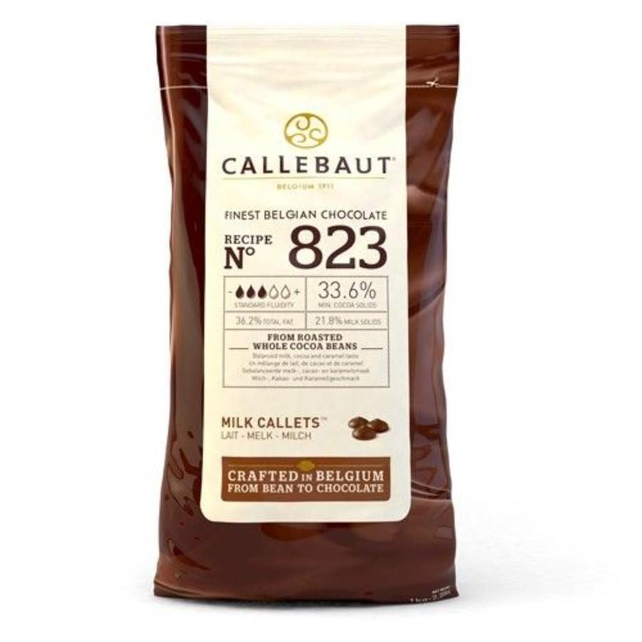 Callebaut Chocolade Callets -Melk- 1 kg-1