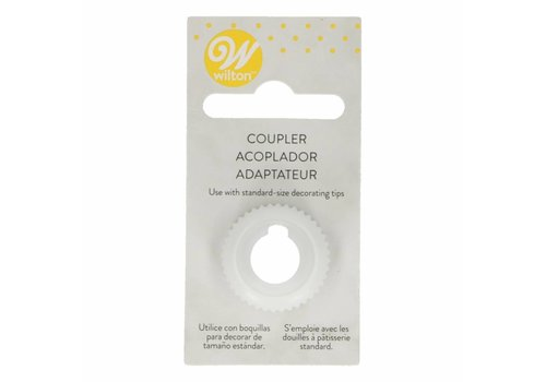 Wilton Standard Adaptor/Coupler Carded