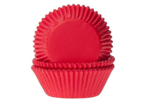 Baking cups Red Velvet - pk/50
