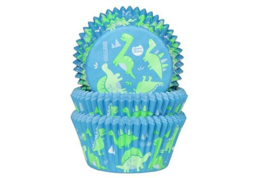Baking Cups Dino's pk/50