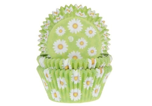 Baking Cups Daisy pk/50