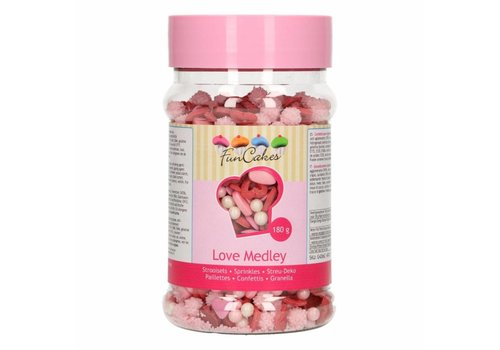 Sprinkle Medley -Love- 180g