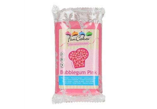 Smaakfondant -Bubblegum Roze- 250g