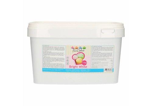 Rolfondant -Bright White- 5kg emmer