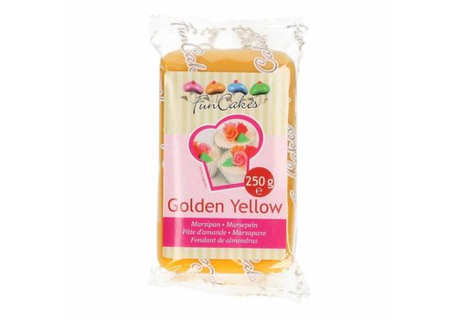 Marsepein -Golden Yellow- -250g-