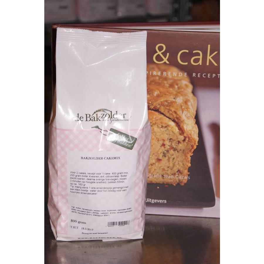 Bakzolder Mix voor cupcakes 500 gram-1