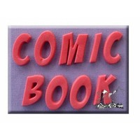 thumb-comic book font AM0172-2