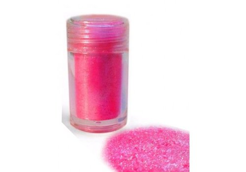 Edible Diamond Dust - Hot Pink 10 gram