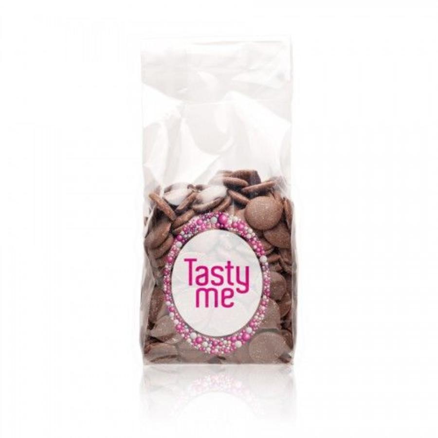 Candy melts melkchocolade bruin-1