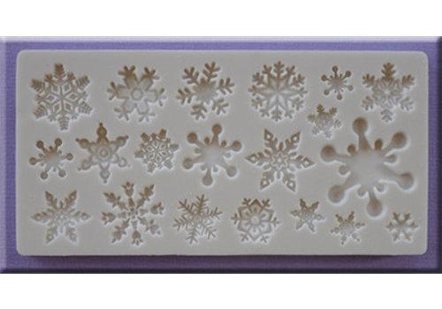 snowflakes sneewvlokken AM0193