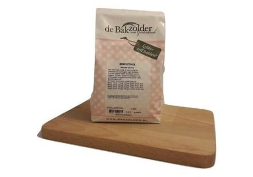 Bakzolder Biscuitmix 1 kilo