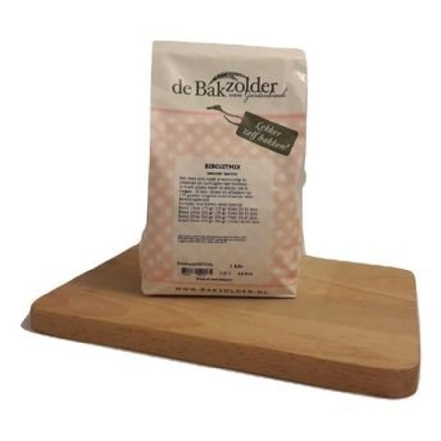 Bakzolder Biscuitmix 1 kilo-1