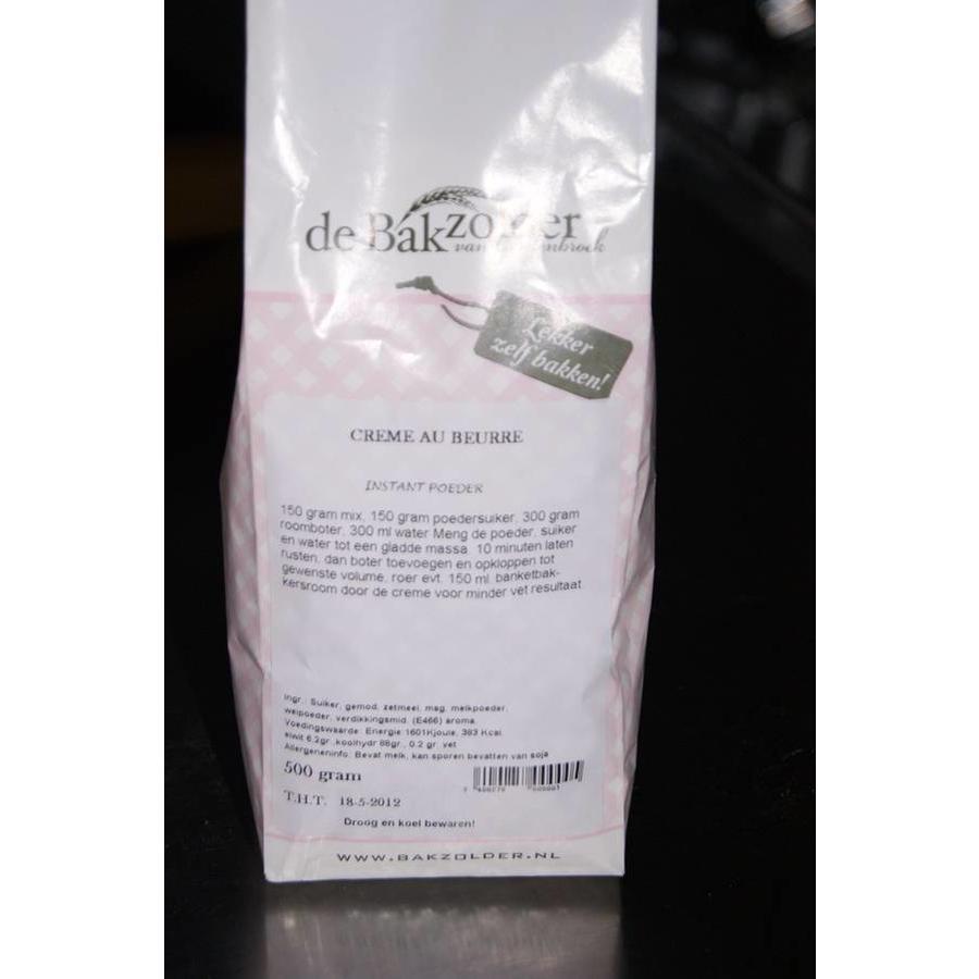 Bakzolder botercreme 500 gram-1