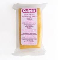 Culpitt Modelling Paste Gold -100g-