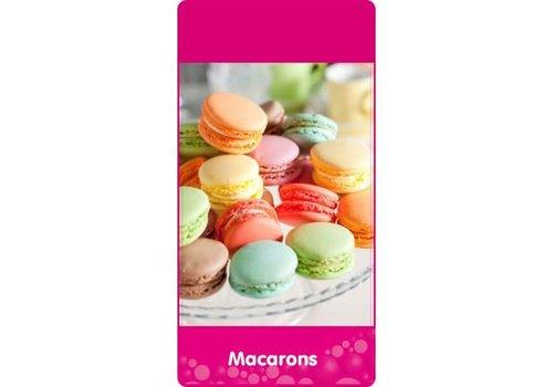 Macarons 250 gram