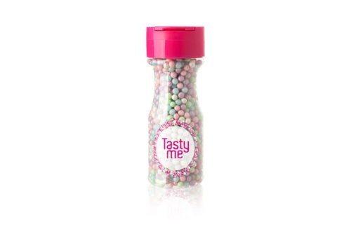 Suikerparels pastel mix 4mm