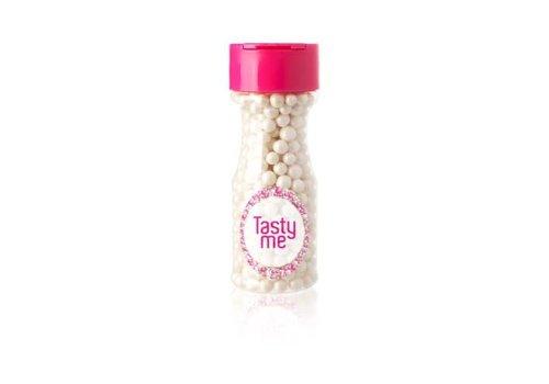Suikerparels parel wit 6mm