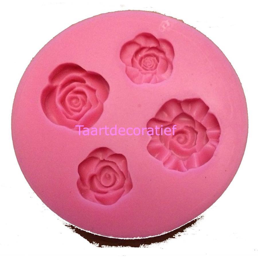 4 rozen mal-3