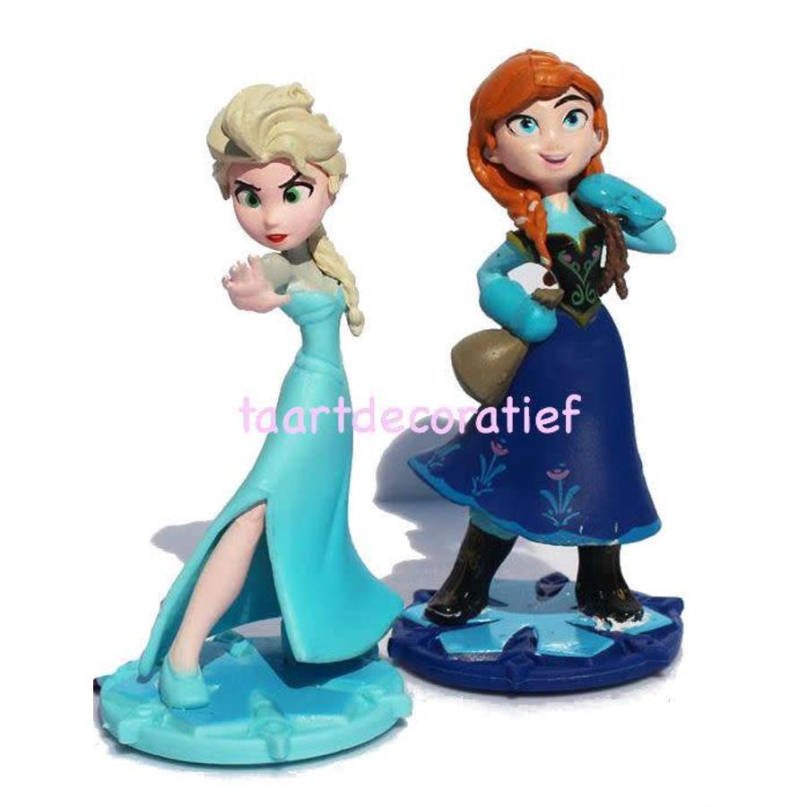 Anna & Elsa los-1