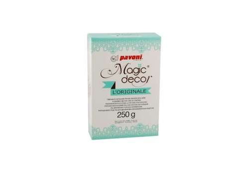 Magic decor lace poeder 250 gram