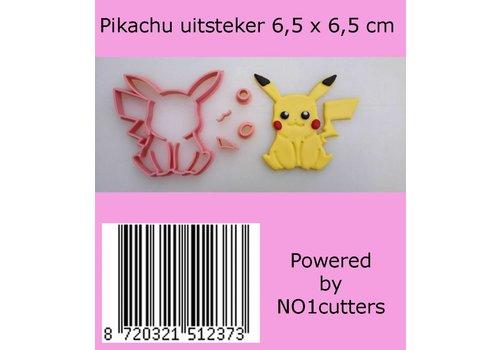 Pikachu uitsteker
