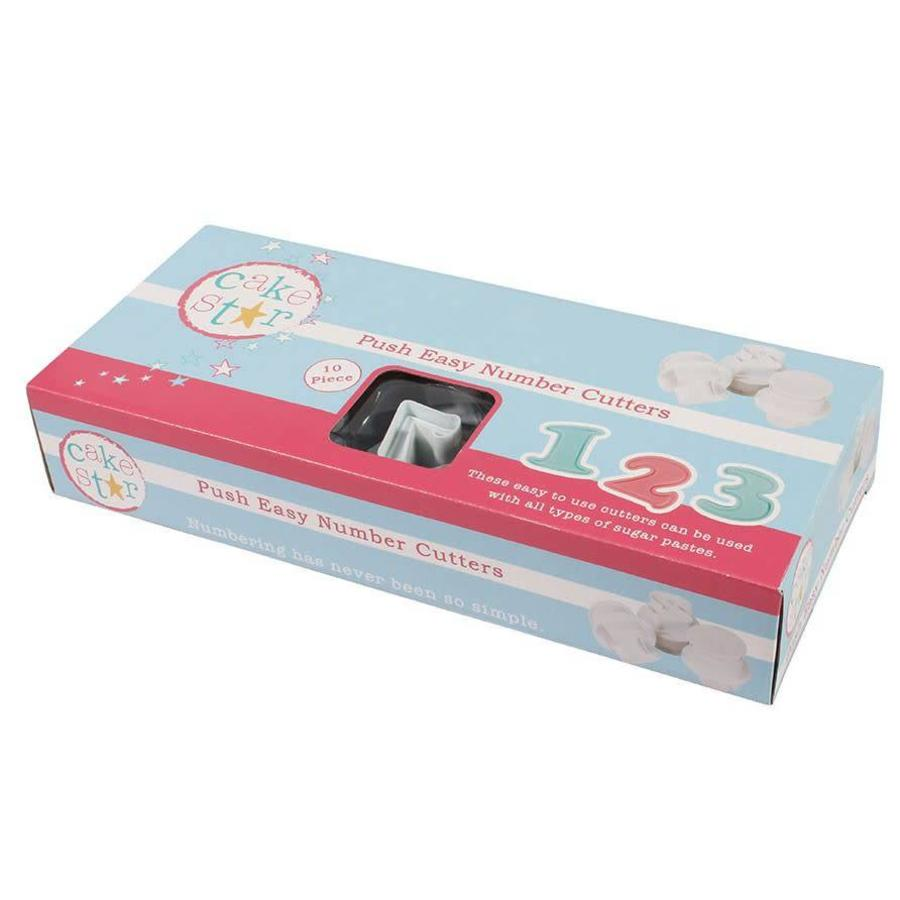 Cake Star Push Easy Numbers Cutters-1