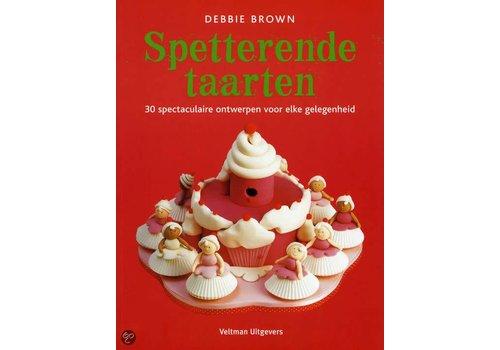 Spetterende taarten Debbie Brown