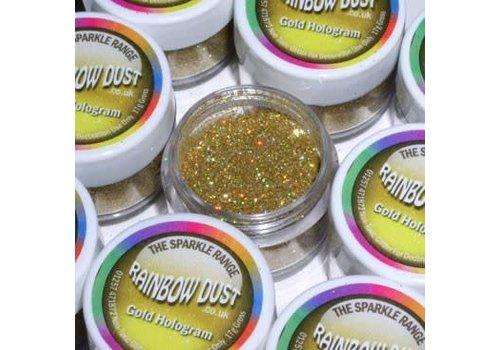 sparkle range hologram gold