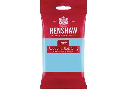 Renshaw extra - baby blauw 250 gr