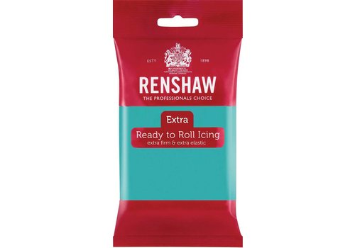 Renshaw extra fondant Jade Green