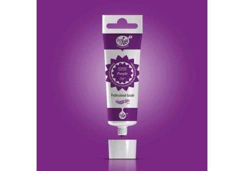 progel concentrated colour purple