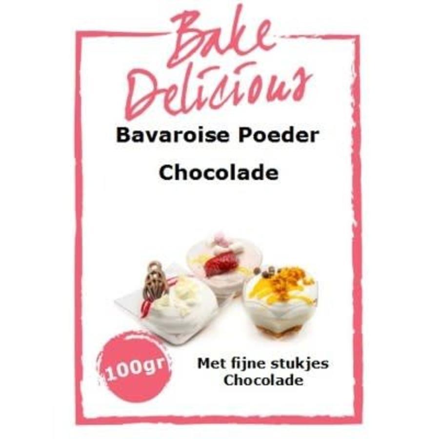 bake delicious bavarois chocolade-2