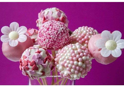 Cake pops stokjes 10 cm