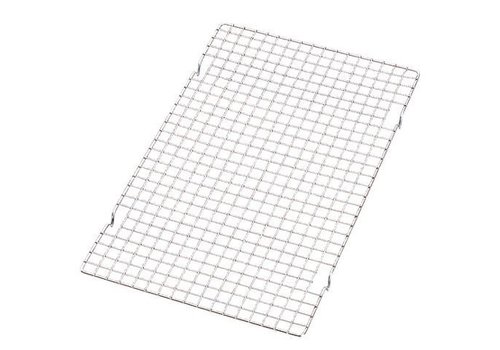 Wilton Chrome Plated Cooling Grid 25x40cm
