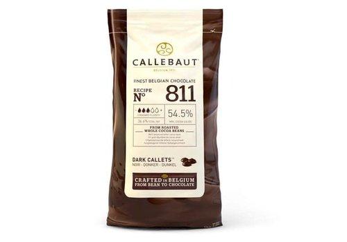 callebaut chocolade callet puur 1 kg