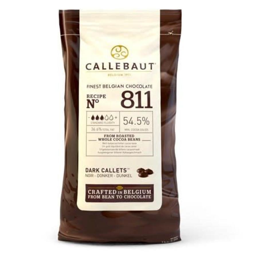 callebaut chocolade callet puur 1 kg-1