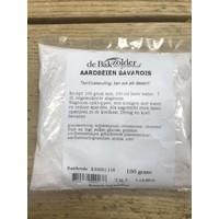 thumb-Bakzolder Aardbeien bavarois 100 gram-2