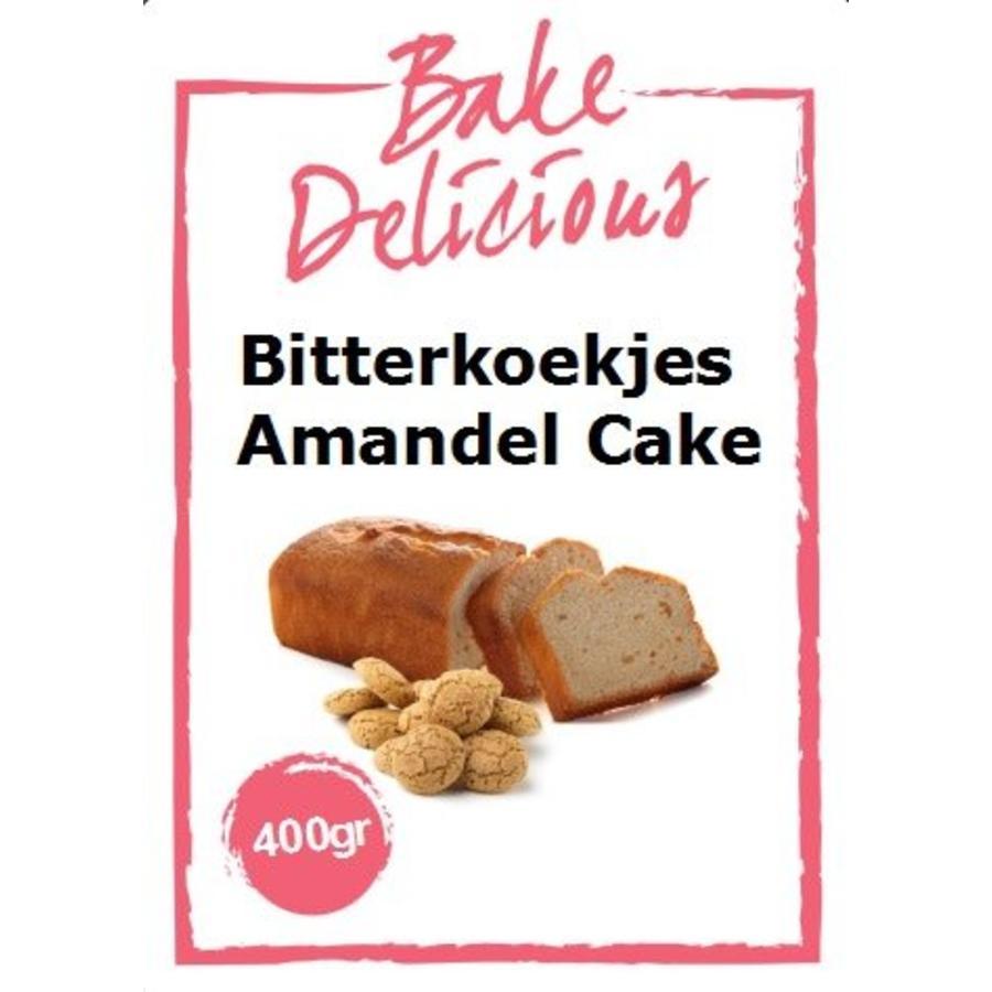 Bitterkoekjes Amandel cake 400 gr-1