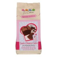 FunCakes Mix voor Donkere Choco Cake 400g