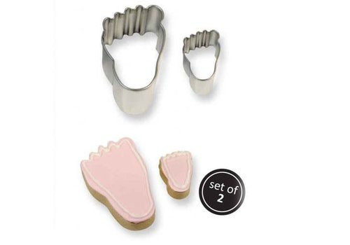 PME Cookie Cutter Foot set/2