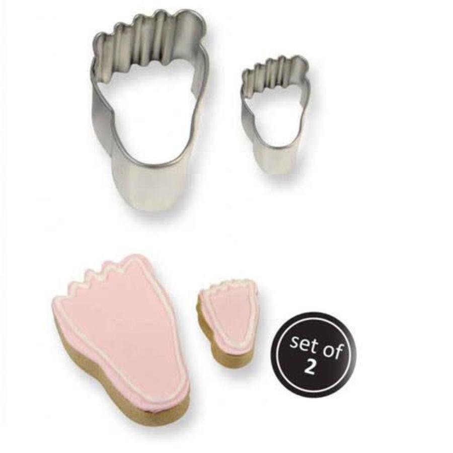PME Cookie Cutter Foot set/2-1