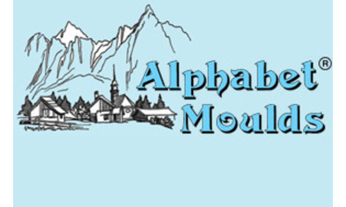 Alphabeth moulds