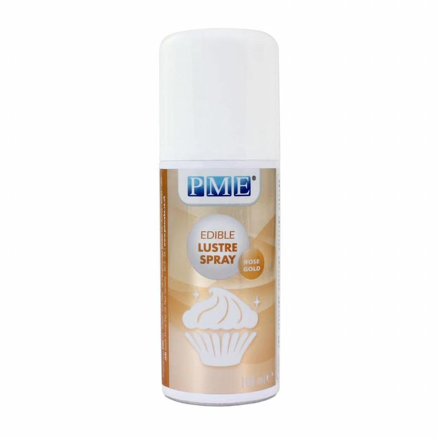 PME Lustre Spray ROSE GOLD 100ml-1